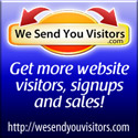 Get More Visitors, Signups and Sales... We Do It You!